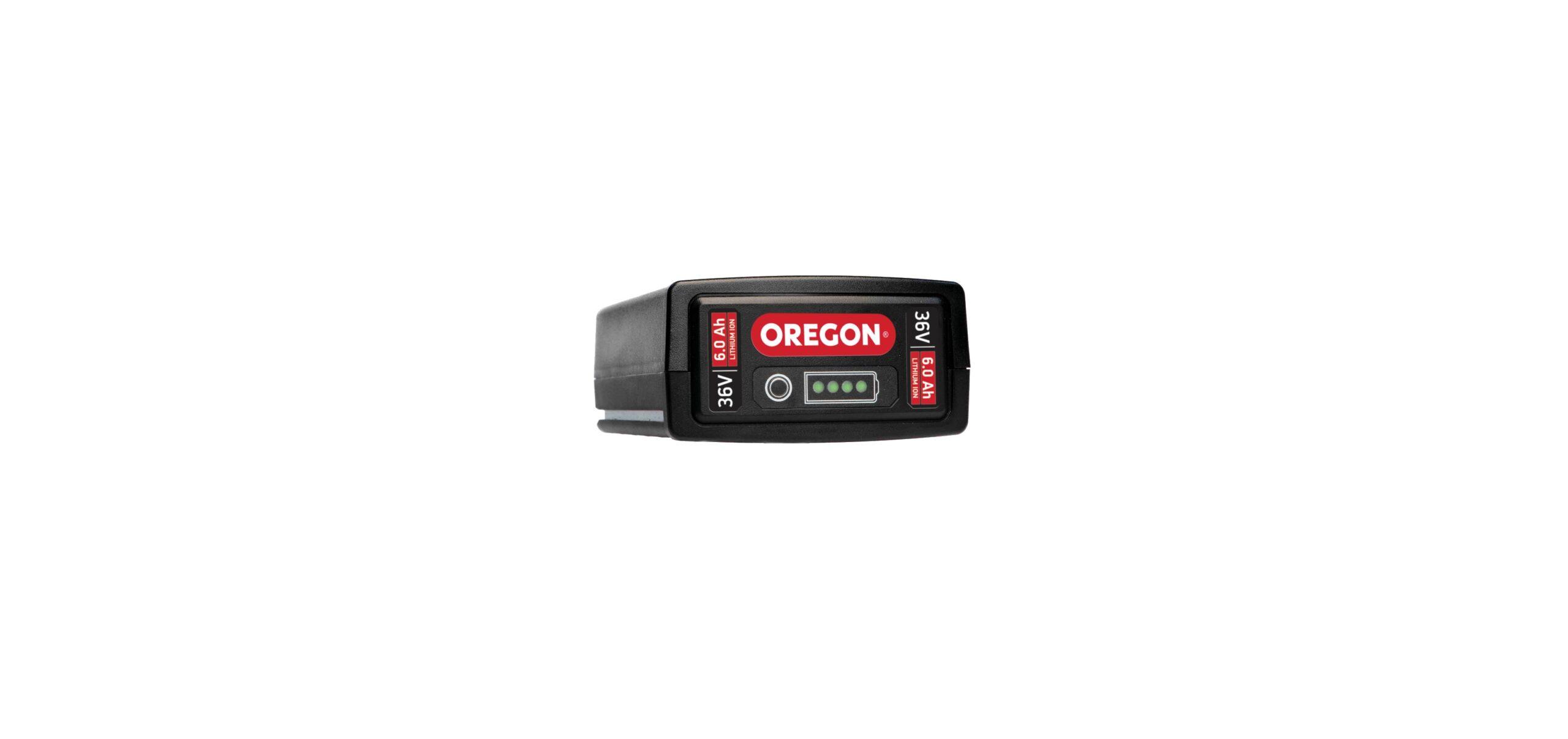 Liitiumioonaku Oregon 6,0Ah 36V B662E
